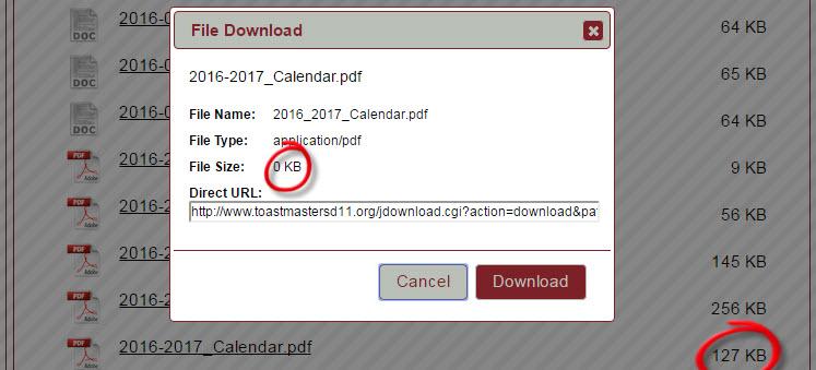 FreeToastHost 3 - File Manager &